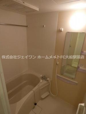 【浴室】リブリ・鎌倉岡本
