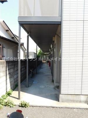 【エントランス】インプレス鎌倉Ⅱ