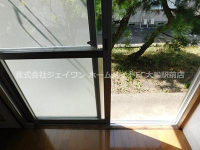 【庭】グリーンコーポ