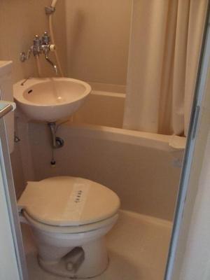 【浴室】ベルピア・鎌倉第4