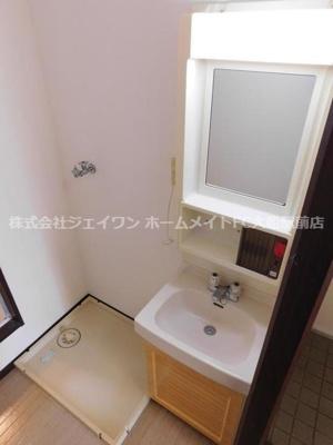 【洗面所】メゾン・ウィンディア