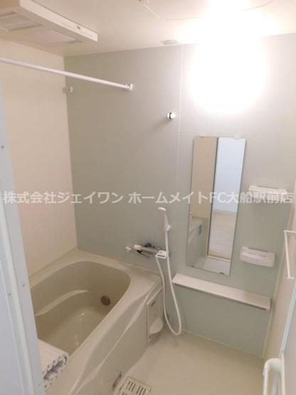 【浴室】シャルマンⅡ