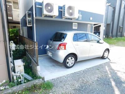 101専用駐車場