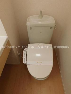 【トイレ】エーリ