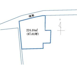【土地図】文化町1862-1