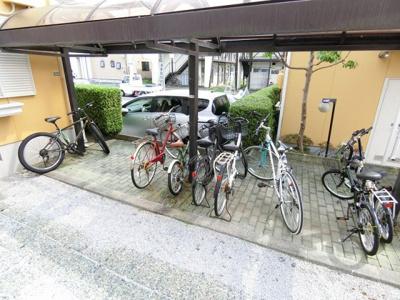 【駐車場】ユーロハイツ名須川