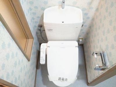 【トイレ】ツウィンガーデン駒沢