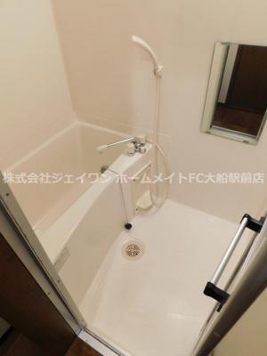 【浴室】パークハイツ笛田
