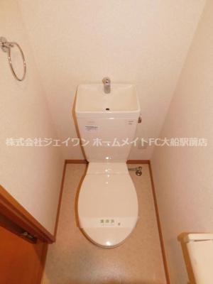 【トイレ】アンシャンテ大船