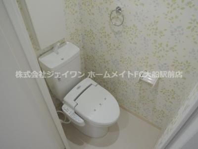 【トイレ】Raffine Kasama