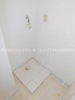 【設備】ホワイトハウス本郷台