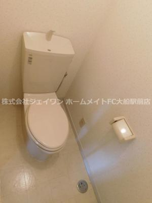 【トイレ】ホワイトハウス本郷台