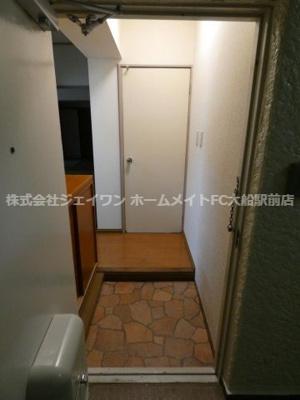 【玄関】DIKマンション大船