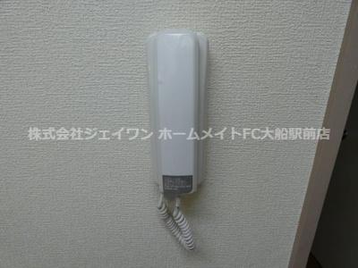 【セキュリティ】DIKマンション大船