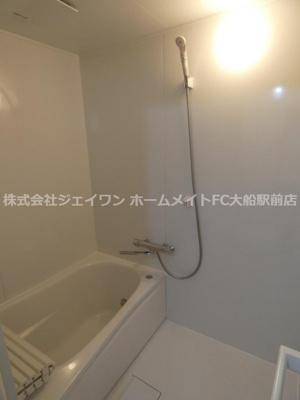 【浴室】DIKマンション大船