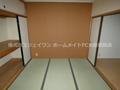 【寝室】DIKマンション大船