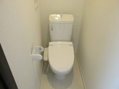 【トイレ】コートベルフラワー