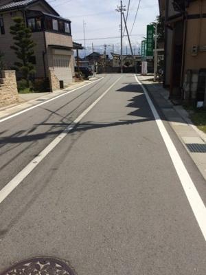 【前面道路含む現地写真】経田中町1-41