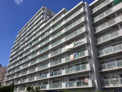 【外観】ツインシティ東砂アネックス 12 -13階 メゾネットタイプ