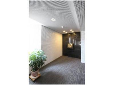 【エントランス】ツインシティ東砂アネックス 12 -13階 メゾネットタイプ