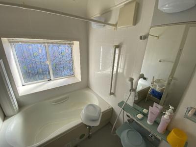 【浴室】長浜駅徒歩圏、三井ホーム施工の中古一戸建て