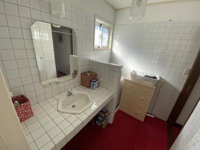 【洗面所】長浜駅徒歩圏、三井ホーム施工の中古一戸建て