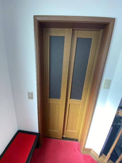 ホームエレベーター付き