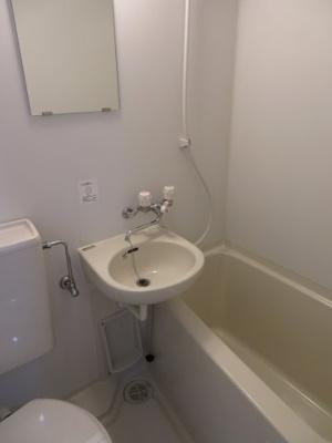 【浴室】五月ハイツ