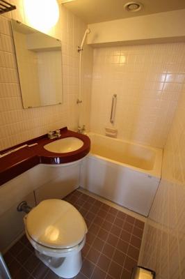 【浴室】オイスタービル