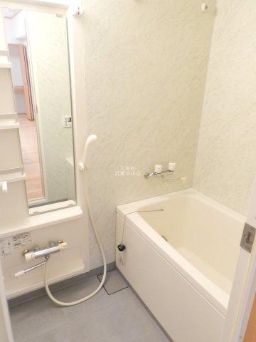 【浴室】ニューバンブー武蔵小山