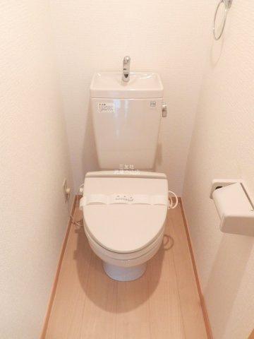 【トイレ】ニューバンブー武蔵小山