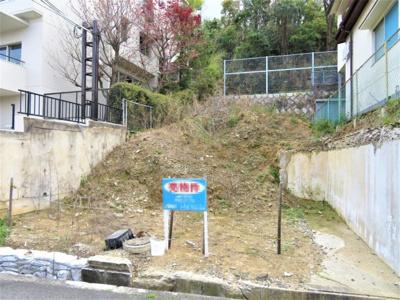 【前面道路含む現地写真】箕面市桜井3丁目 新築戸建