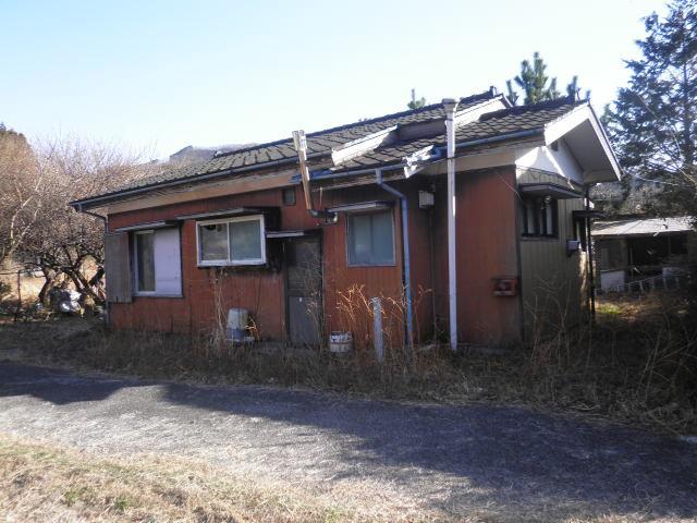 【外観】売地:足利市松田町 119坪