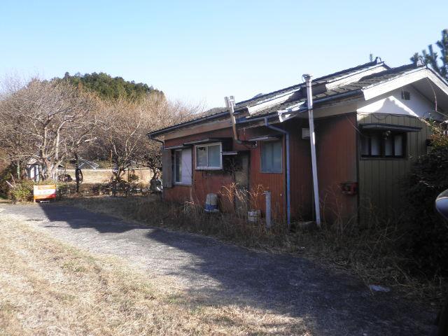 【前面道路含む現地写真】売地:足利市松田町 119坪