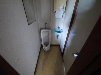 【トイレ】トレフビル飲食街