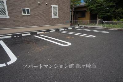 【駐車場】ハウスなごみ龍ヶ崎Ⅱ