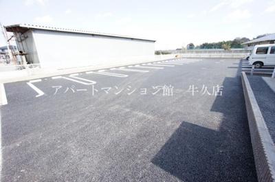 【駐車場】prior Fukue
