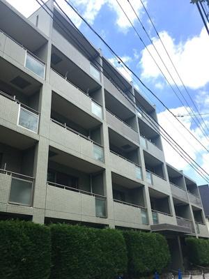 【外観】コンフォート白金台