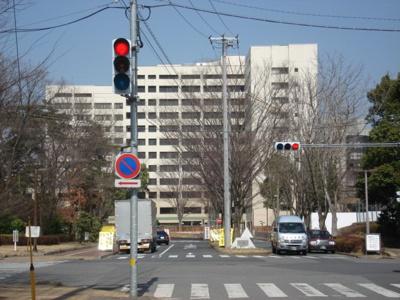筑波大学附属病院まで1,967m