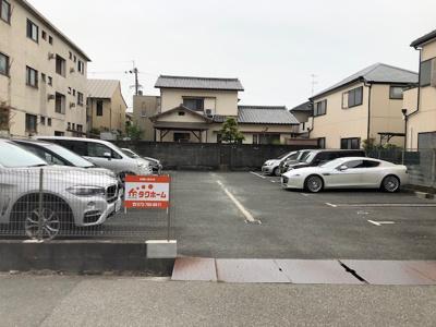 【外観】荘園山田モータープール