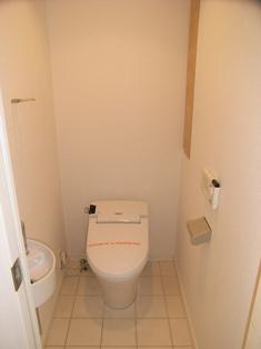【トイレ】クオリア南麻布