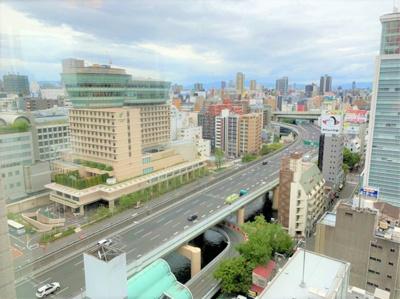 【展望】ブランズタワー大阪備後町