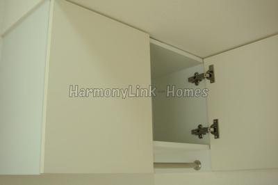 グレーズシャルマンの吊戸棚(同一仕様写真)