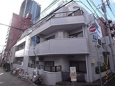 【外観】ライオンズマンション新神戸