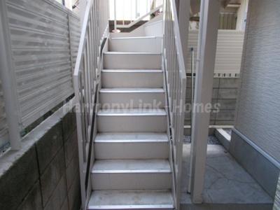 フェリスホーネットの階段