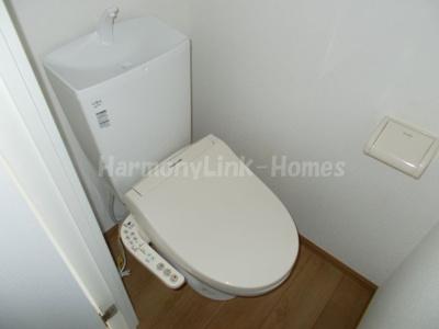 フェリスホーネットの清潔感のあるトイレです☆(別部屋参考写真)