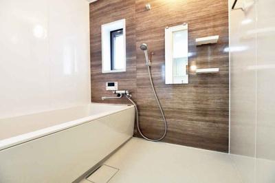 【浴室】セレッソコート阿倍野