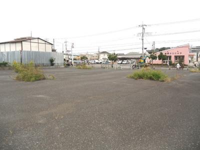 【外観】売地 松戸市河原塚