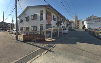 【外観】マンションARAKI駐車場