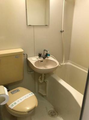 【トイレ】エリール国立